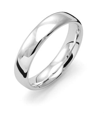 förlovningsring herr platina