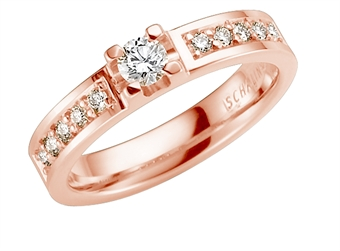 Rose Guld Ring. Great Rose Dazzling Daisy Ring Cyber Monday Billig ... 6616b2c3a0f3f